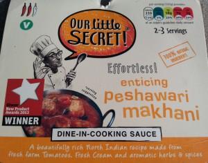 Our Little Secret! Curry Sauce image